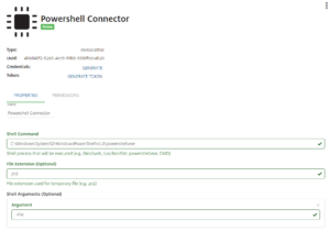 01 - powershell connector