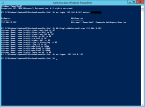 02 - test powershell